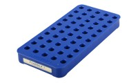 Frankford Arsenal Perfect Fit Reloading Tray #3 Plastic Blue