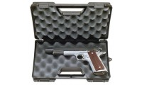 MTM 806-40 Handgun Case Black
