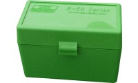 MTM RM-50 Rifle Ammo Box Green