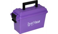 MTM 30 Caliber Ammo Can Tall AC30T Purple
