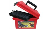 MTM Handgun Conceal Carry Case Red