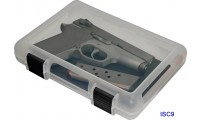 "MTM In-Safe Handgun Storage Case 9"" 3-Pack"