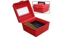 MTM R-100-Mag Ammo Box Red