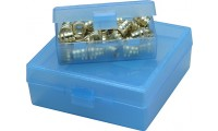 "MTM Utility Case Large 5.5x5.9x2"" Blue"