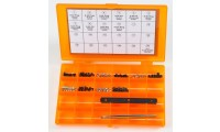 Pachmayr Master Gunsmith 120 Piece Plug Screw Kit