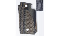 Pachmayr G10 Tactical Grips P238 Gray / Black Fine