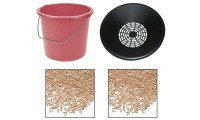 Smartreloader Essential Kit Sifter, Bucket and Medias