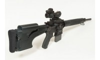 Tacstar Ar-15 Amrs Adjustable Match Rifle Stock