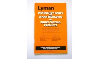 Lyman Metallic Reloading Users Guide