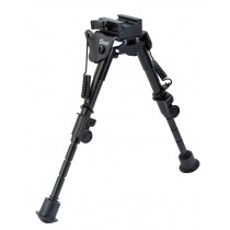 "Caldwell Pic Rail XLA Fixed Bipod 6"" to 9"" Black"