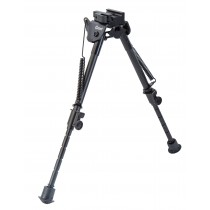 "Caldwell Pic Rail XLA Fixed Bipod 9"" to 13"" Black"