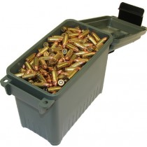 MTM Ammo Can Mini Black