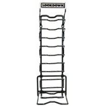 Lockdown AR-15 Magazine Rack