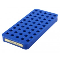 Frankford Arsenal Perfect Fit Reloading Tray #4S Plastic Blue