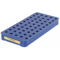 Frankford Arsenal Perfect Fit Reloading Tray #1 Plastic Blue