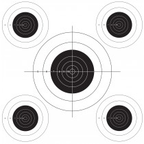 Lyman Auto Advance Target Roll Bullseye 50ft