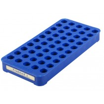 Frankford Arsenal Perfect Fit Reloading Tray #6 Plastic Blue