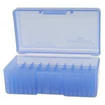 Frankford Arsenal Flip-Top Ammo Box #503 38 Special, 38 Super, 357 Magnum Luger 50-Round Plastic