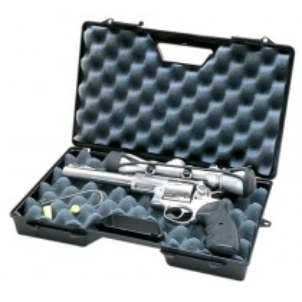 MTM 808-40 Handgun Case Black