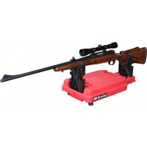 MTM SNCR-30 Site In Clean Gun Rest Red
