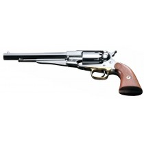 Pietta Black Powder Revolver 1858 Remington Inox Cal.44