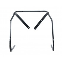 Caldwell Steel Target Stand With XL Strap Plate Hanger Set
