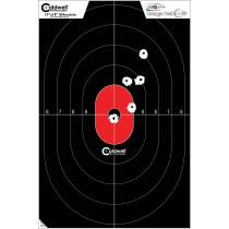 Caldwell Flake Off Silhouette Center Mass Target 30 X 45cm x8