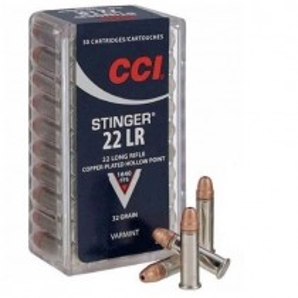 CCI Stinger 22LR x50