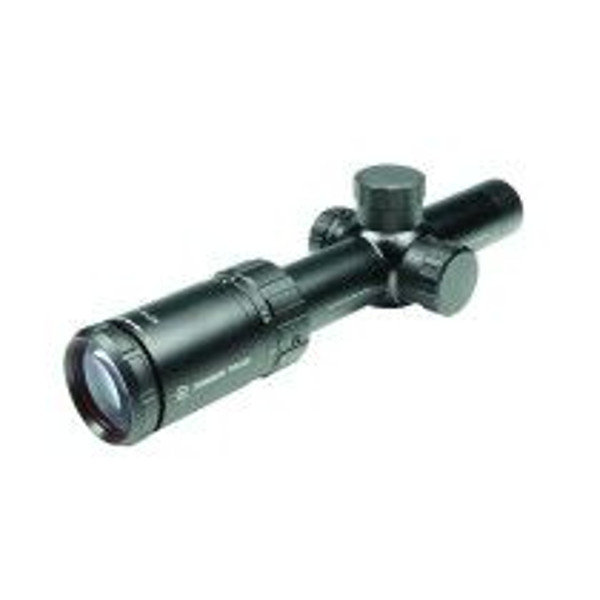 Crimson Trace CTA-2104 2-Series Tactical Riflescope 1-4x24mm MOA/MOA FFP