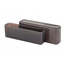 Frankford Arsenal Flip-Top Ammo Box #205 222 Remington 20-Round Plastic Gray