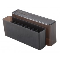 Frankford Arsenal Flip-Top Ammo Box #211 7mm RM, 270WSM, 300WM, 375HH 20-Round Gray
