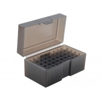 Frankford Arsenal Flip-Top Ammo Box #515 270 WSSM-325 WSM 50-Round Gray