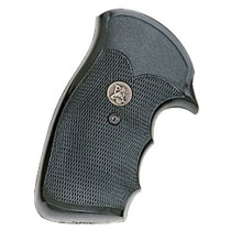 "Pachmayr Gripper Grips with Finger Grooves S & W, ""J"" Frame Square Butt SJ-GS"