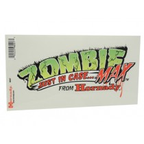 Hornady Zombie Max Decal