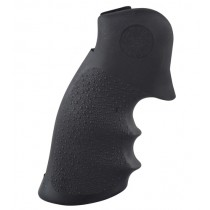 Hogue Monogrip Grips S&W K, L-Frame Square Butt Rubber Black