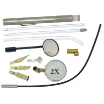 King Tool 9-Way Light Instrument Kit