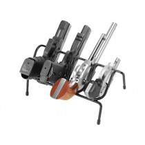 Lockdown 4 Gun Handgun Rack