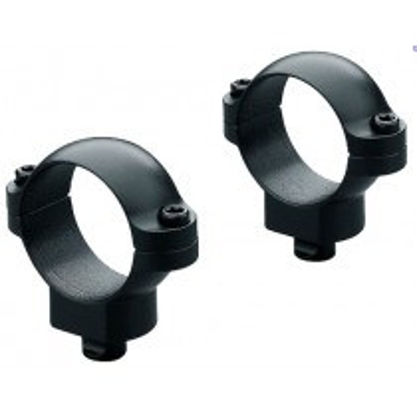 "Leupold 1""(25.4mm) Rings QR Super Low Matt"