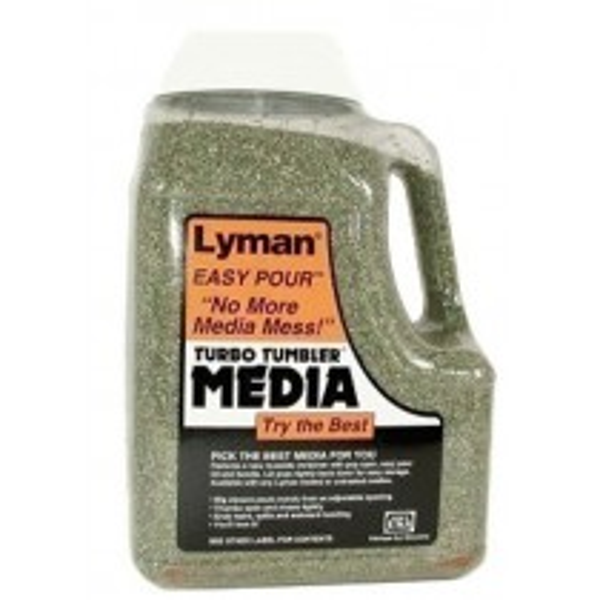 Lyman Media Medium Corncob Plus 2.04kg