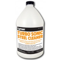 Lyman Turbo Sonic Gun Parts Cleaning Solution 3.8l