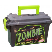 MTM 30 Caliber Ammo Can Tall AC30TZ Zombie