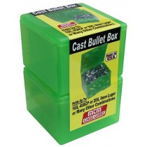 MTM CAST-1 Cast Bullet Box 2-Pack Green