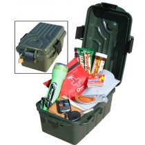 "MTM Survivor Dry Box Large 10X7X5"" Green"