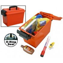 MTM Sportsmans Dry Box Orange