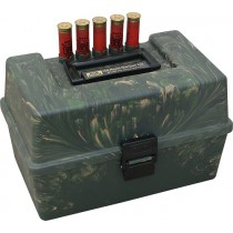 "MTM SF-100-20 Shotshell Box 20 Gauge Up To 3"" Wild Camo"