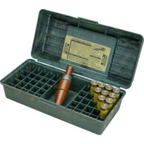 "MTM SF-50-20-09 Shotshell Box 20 Gauge Up To 3"" Wild Camo"