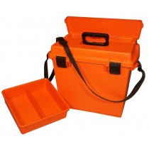 MTM Spud-7 Sportmans Utility Drybox 47x33x38 Orange