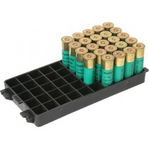 MTM Shotshell Trays 50 Round 10 Gauge Fits Sf & Sd & S-100 Black