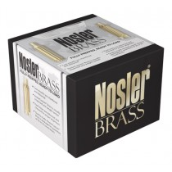 Nosler Custom Brass 338-06 A-Square x25