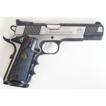Pachmayr American Legend Colt 1911 Charcoal Silvertone Laminate